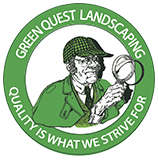 Green Quest Landscaping Logo